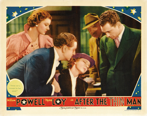 after the thin man lobby card 2