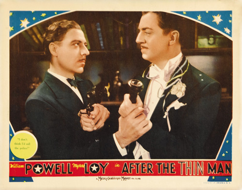 after the thin man lobby card 3