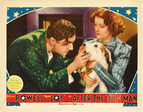 after the thin man lobby card 4