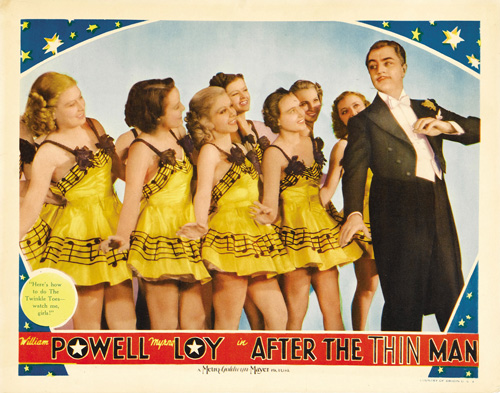 after the thin man lobby card 5