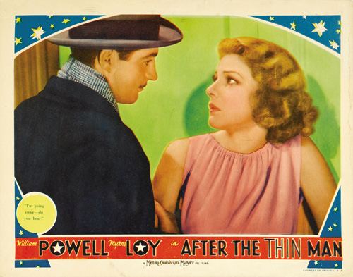 after the thin man lobby card 7