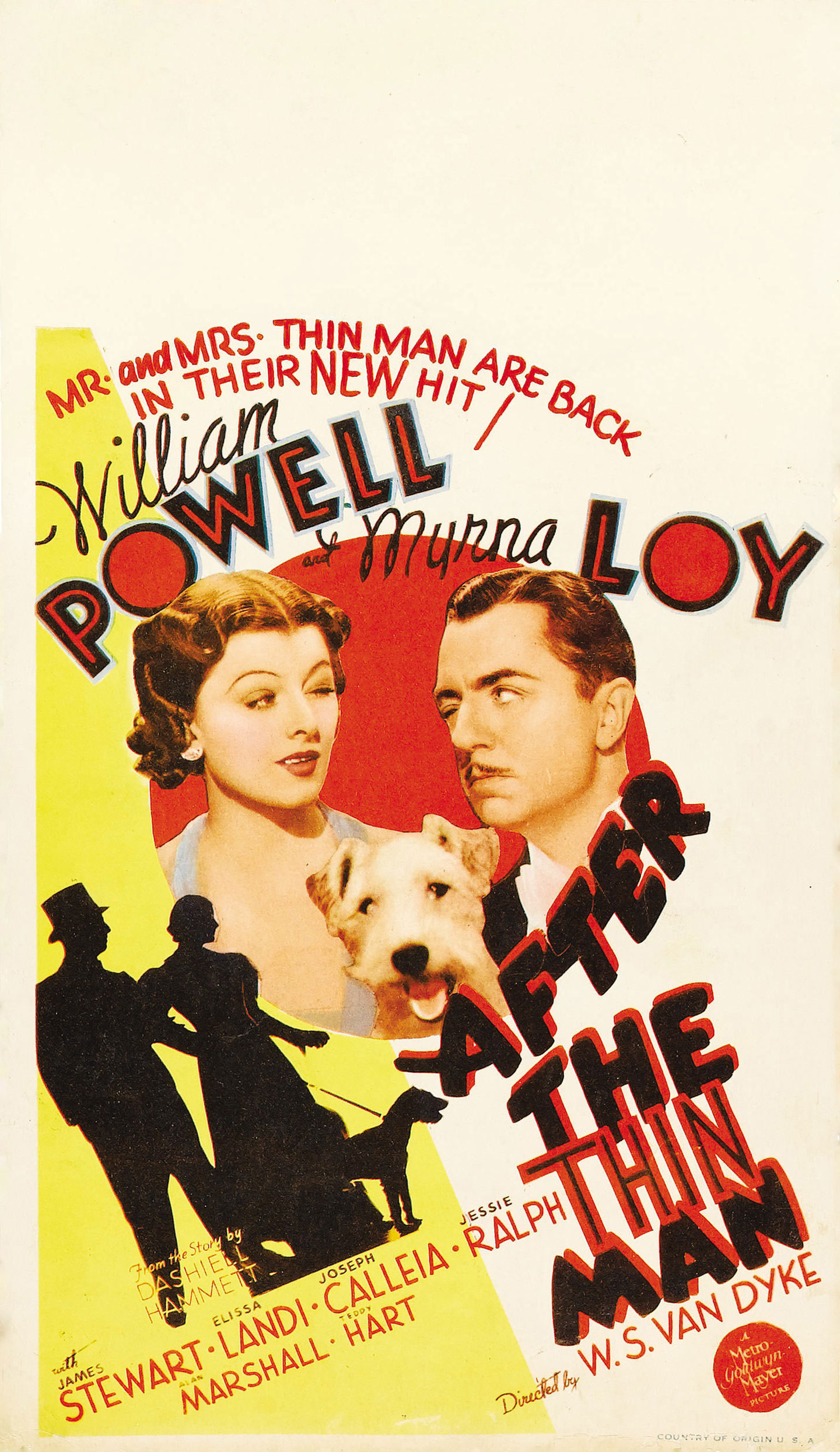 after the thin man midget window card