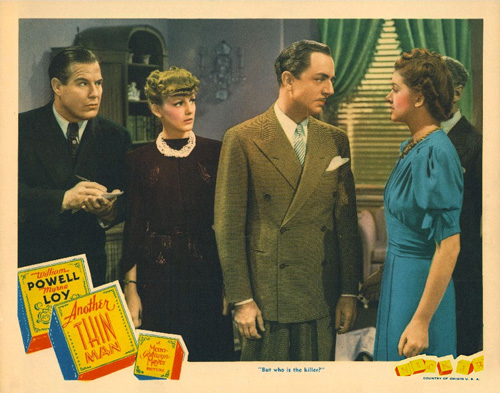 another thin man lobby card 2