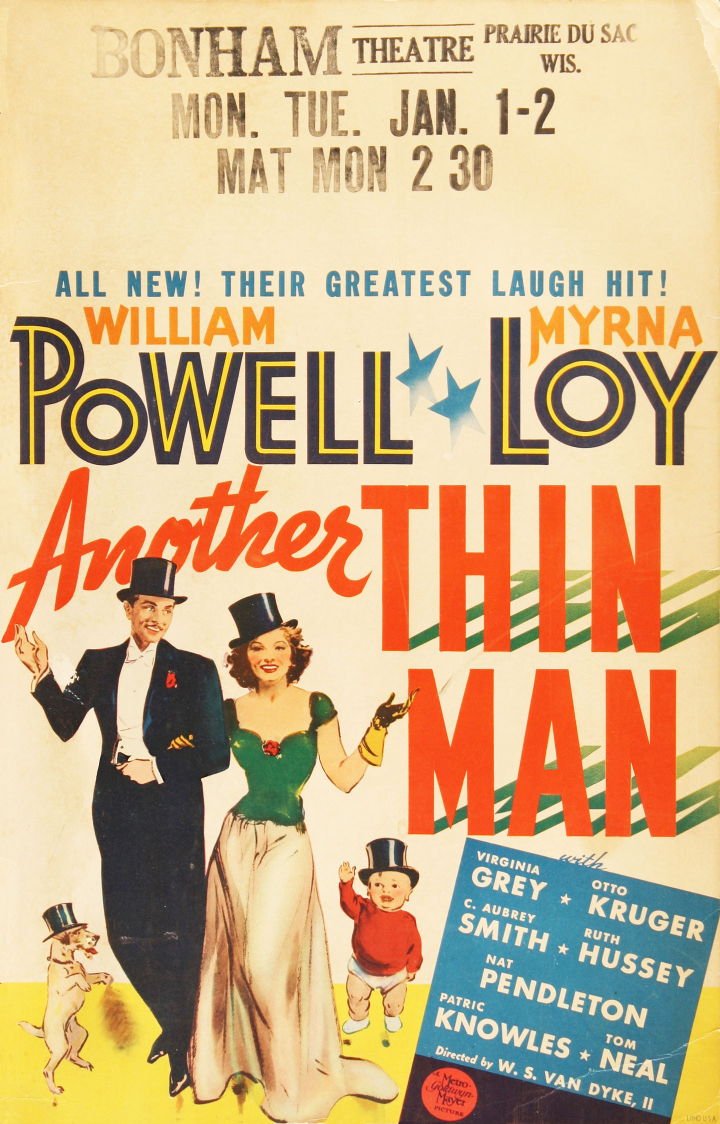 another thin man us window card