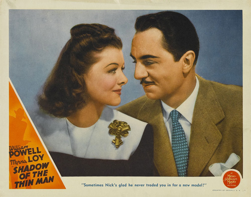 shadow of the thin man lobby card 2