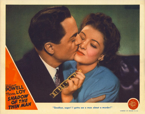 shadow of the thin man lobby card 8