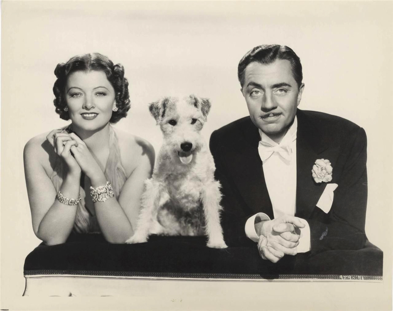 after the thin man 1936 publicity still photo 959-71