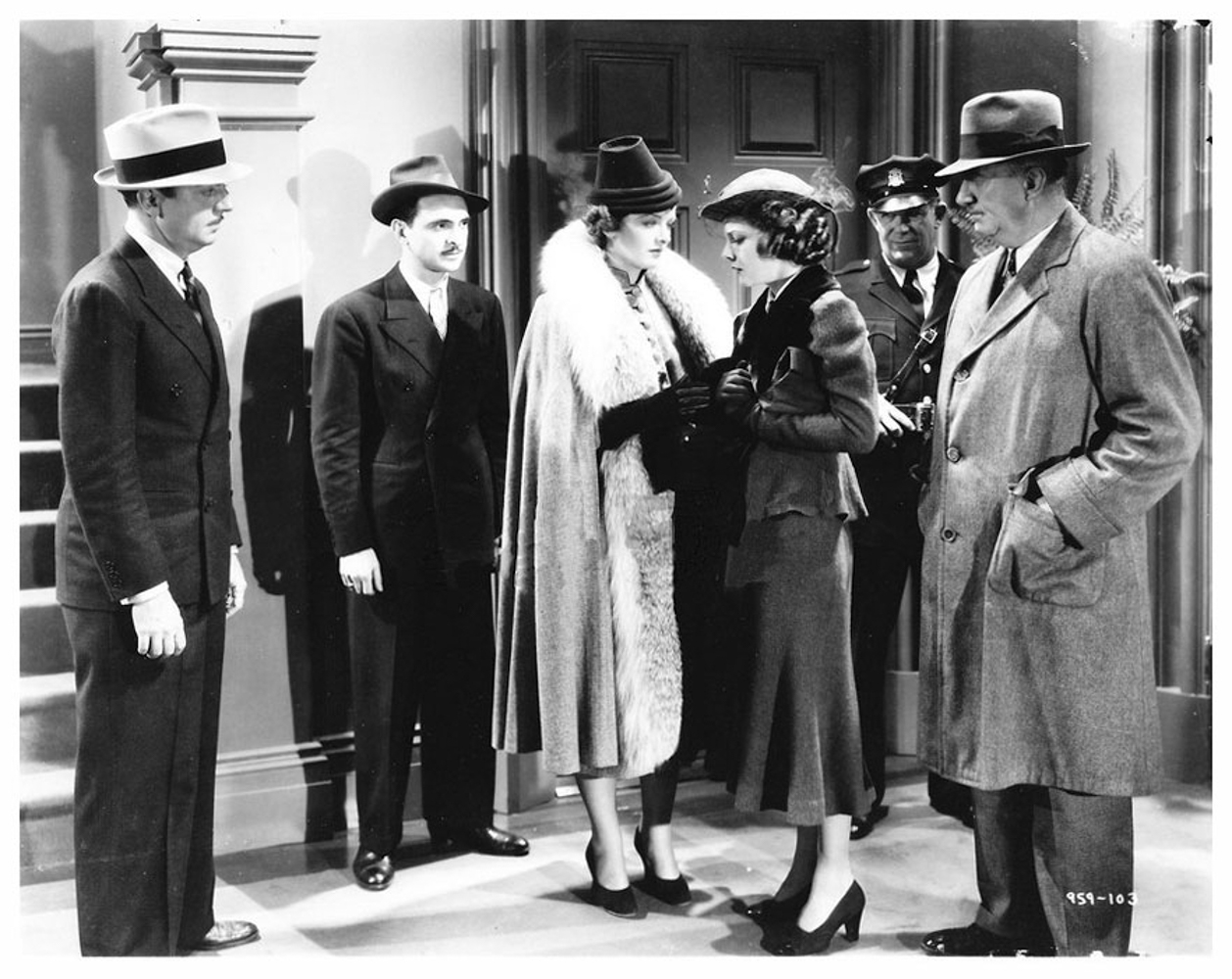 after the thin man 1936 scene still photo 959-103