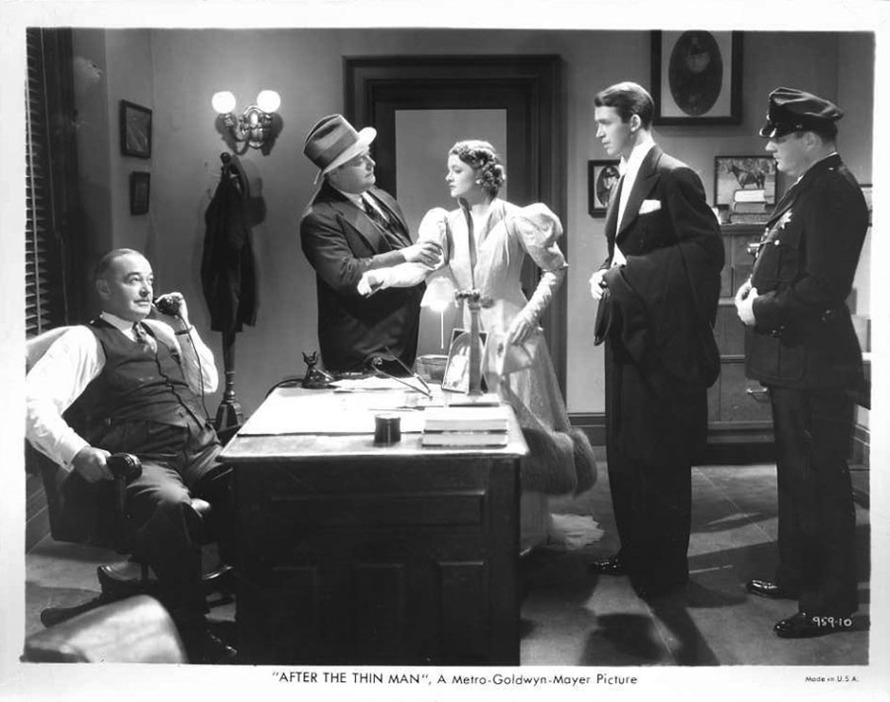 after the thin man 1936 scene still photo 959-10
