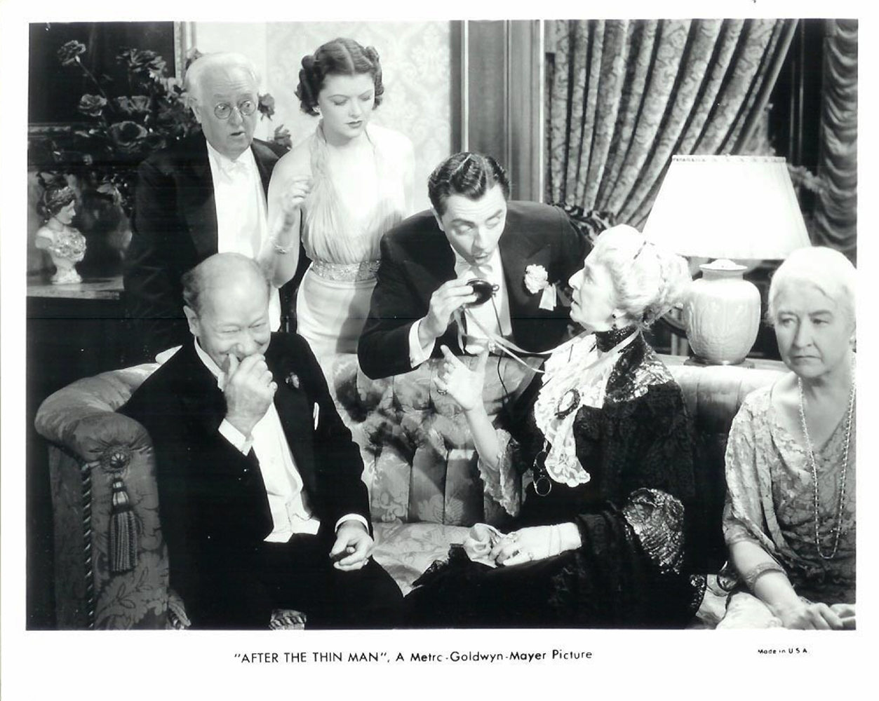 after the thin man 1936 scene still photo 959-x