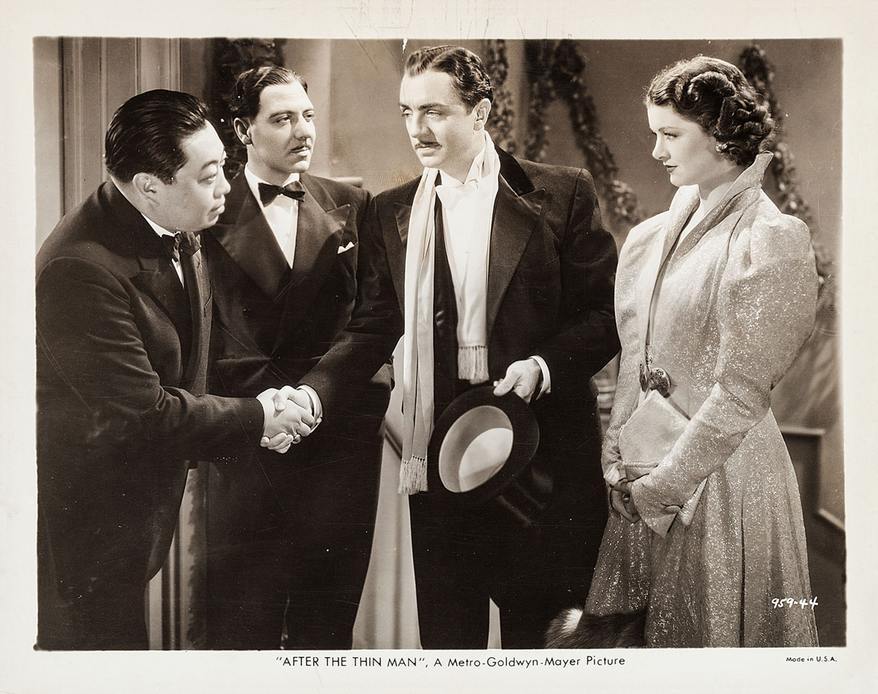 after the thin man 1936 scene still photo 959-44