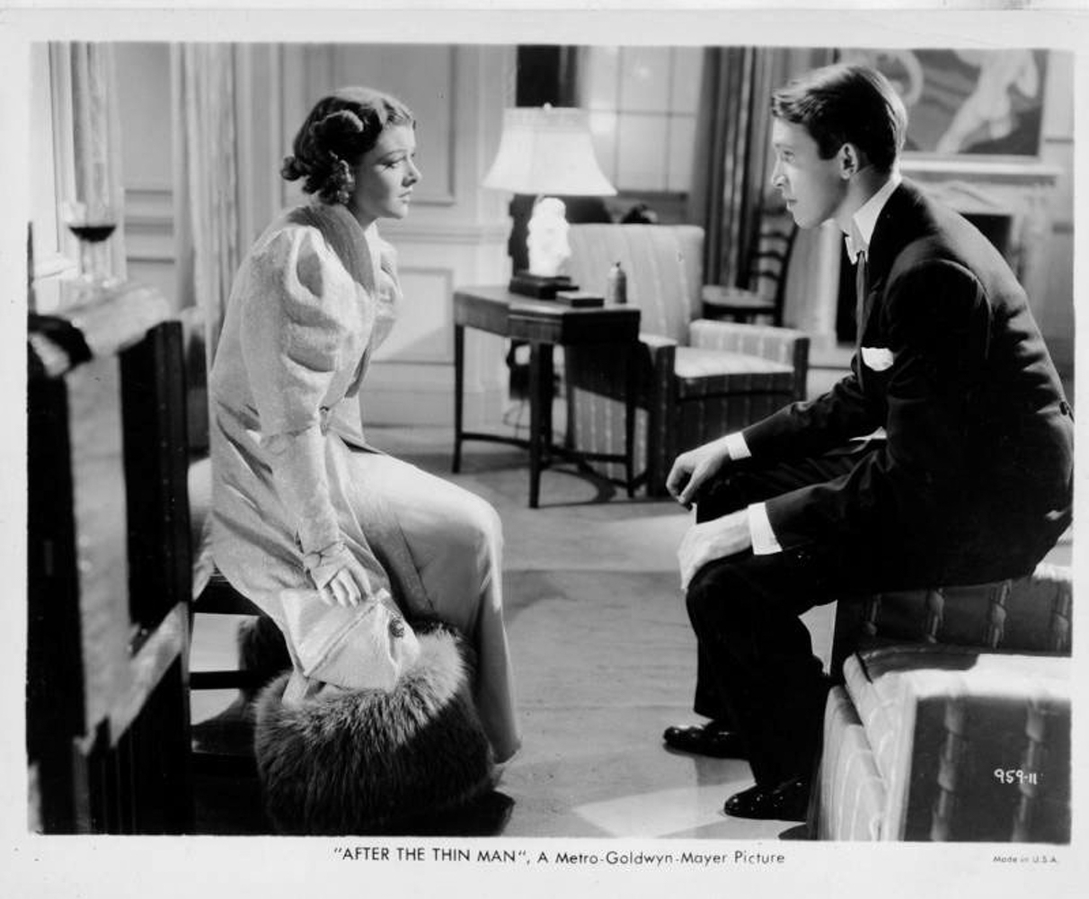 after the thin man 1936 scene still photo 959-11