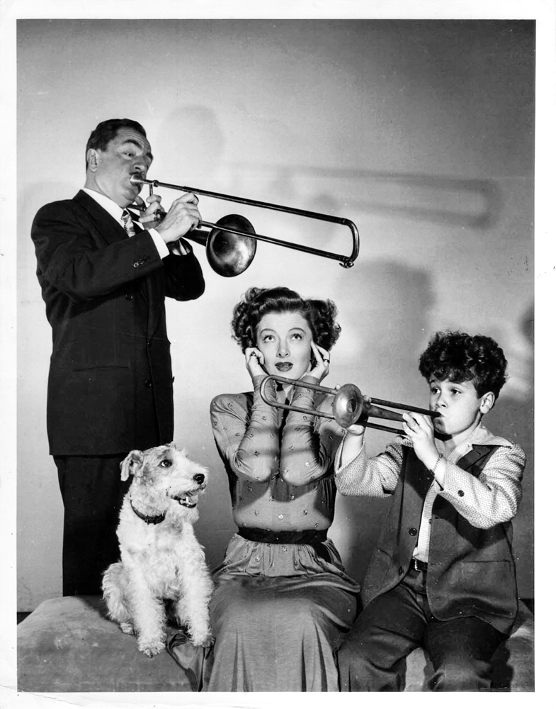 song of the thin man 1947 publicity still photo s1402-x