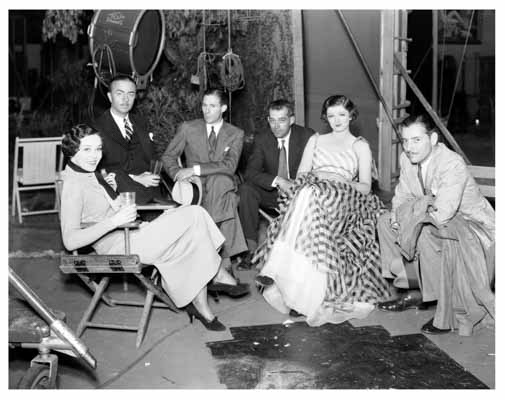 the thin man 1934 production still photo
