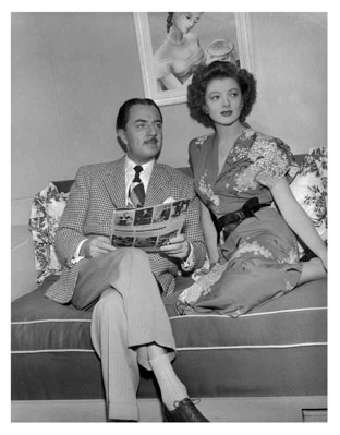the thin man goes home 1945 production still photo 1328-x