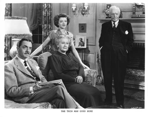 the thin man goes home 1945 scene still photo 1328-31