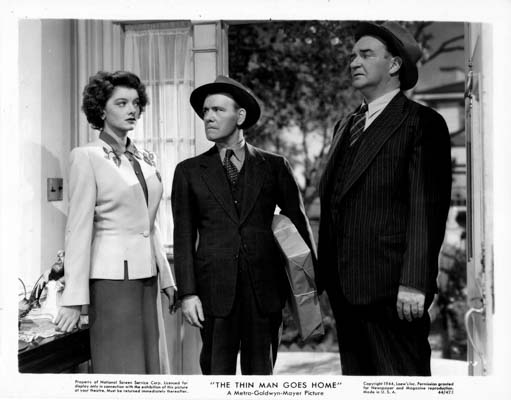 the thin man goes home 1945 scene still photo 1328-3