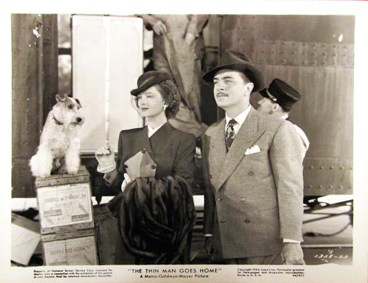 the thin man goes home 1945 scene still photo 1328-23